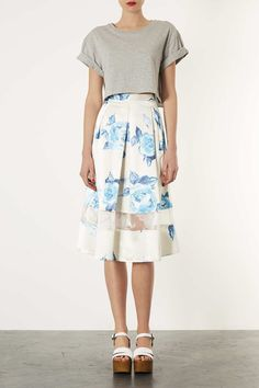 #Topshop                  #Skirt                    #Rose #Organza #Insert #Calf #Skirt #Skirts #Clothing #Topshop                Rose Organza Insert Calf Skirt - Skirts - Clothing - Topshop USA                                        http://www.seapai.com/product.aspx?PID=363673