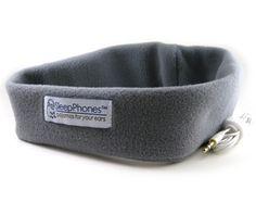 best travel accessories: AcousticSheep SleepPhones