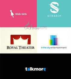 25 creatively Designed Logos with Double Meanings