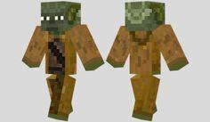 Yoda Skin para Minecraft