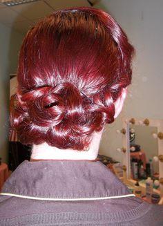 Another customer. Hair Lipstick and Curls www.lipstickandcurls.net