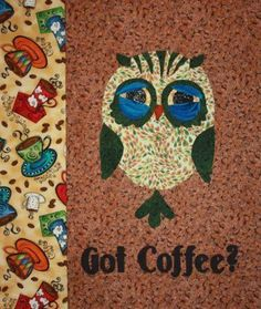 Owl Quilts | Craftsy