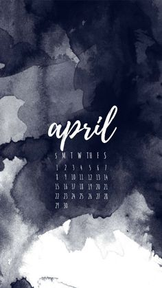 April 2018 Wallpaper, April 2018 Phone Wallpaper, April 2018 Phone Background, April 2018 Calendar, April 2018 Calendar Phone Background, April 2018 Calendar Phone Wallpaper, April 2018, Calendar Phone Wallpaper, Canva