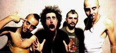 System Of A Down ;) System Of A Down, Heavy Metal Bands, Rock Bands, Rock N Roll, Singer, My Love, Rocks, Cats, Bands