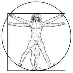The Article For Yourself If You Value tattoo Vitruvian Man Tattoo, Detailed Drawings, Tattoo Sketches, Rock Art, Art History, Tattoos For Guys, Art Dolls, Print Patterns, Painting