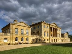 Basildon Park, Berkshire | 16 Gorgeous Locations From Pride And Prejudice You Can Actually Visit