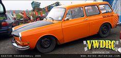 VW Squareback Type III