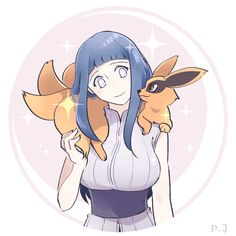 AWWW Hinata and Kurama! I'm always wondering what he thinks of her Hinata Hyuga, Naruto Uzumaki, Anime Naruto, Naruhina, Manga Anime, Naruto Fan Art, Naruto Cute, Naruto Sasuke Sakura, Naruto Girls