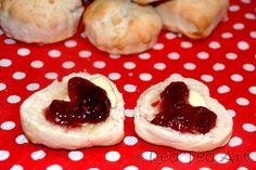 easy scones recipe - UK