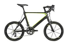 The Tern Surge Pro delivers the performance of a modern road bike, with the footprint of a classic Japanese minivelo, topped off with an aero carbon fork. Cycling Motivation, Bicycle Design, Road Bike, Japan, Gadgets, Sports, Style, Bicycles, Appliances