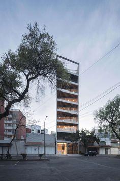 RODIN 33 Architect: Carlos Marin Facilities Project: Alejandra Siebel Ing…