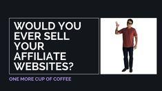 Affiliate Websites, Affiliate Marketing, Building A Website, Coffee Cups, Coffee Mugs, Coffee Cup