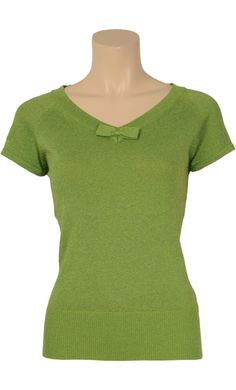 Deep v top Lapis Farbe oasis
