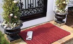 """Cape Cod Doormats 36X72 Polypropylene Slider Mat Blue/Red 40410 by Cape Cod Doormats. $237.99. Spring-assisted lid makes lifting the lid feel feather-lite. Built-in digital thermometer with meat probe. Electronic push-to-light spark ignition system. Superior Design & Engineering - crafted for cooking versatility, durability and long life. Powered by three Exclusive Cast Stainless Steel """"E"""" Burners. Handcrafted in Hyannis, Massachusetts, there are no machines inv..."""