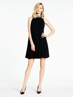 madison ave. collection dessa dress, black | oh this dress is so lovely!