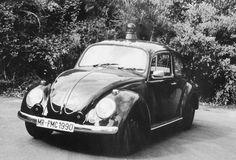 Polizei VW Kafer