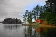 Burntside Lake, Ely, MN