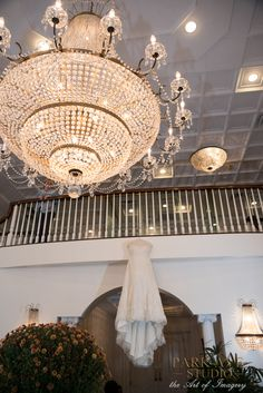 Let your photographer utilize the space of your venue, seen here at Villa Lombardi's by Park Ave Studios