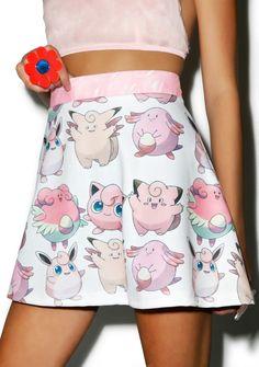 Poke Me Mon Skirt | Dolls Kill