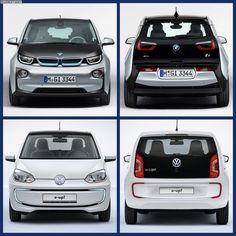BMW i3 vs Volkswagen e-Golf - Comparison - http://www.bmwblog.com/2014/10/08/bmw-i3-vs-volkswagen-e-golf-comparison/