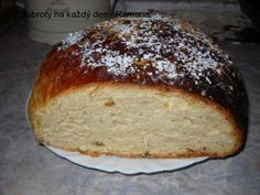 Sweet Cakes, Banana Bread, Cooking Recipes, Food And Drink, Meals, Baking, Building Information Modeling, Basket, Bread Making