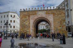 Bab el Bhar oder Porte de France