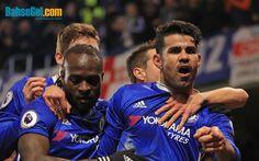 Diego Costa dün akşam #Chelsea'nin Hull Cioty'i 2-0 yendiği maçta gol atarak galibitette önemli rol oynadı.