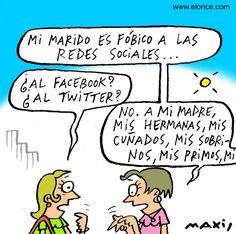 Chiste fóbico a las redes sociales  #humor #risas #social