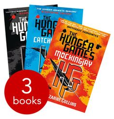 Own the full Hunger Games Trilogy for just £5.99, that's less than £2 a book! This collection makes a perfect Christmas present that won't break the bank! #mockingjay #hungergames #books