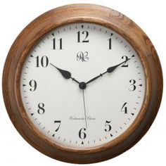 Buy River City Clocks 15 Inch Wood Wall Clock with Four Different Chiming Options Decor online