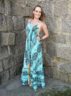 Vestido Deusa Longo 3