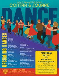 Image result for contra dance flyers