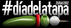 logo #diadelatapa by PASAR DEL AIRE Tapas, Nintendo Wii, Yoshi, Logos, A Logo, Legos