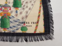 If you love  this PIERRE FREY SCARF you can buy it at www:eivey.ca
