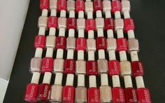 Lot of 50 ESSIE Wholesale Nail Polish PINK + mix Baby Bridal Shower Party Favor  #Essie