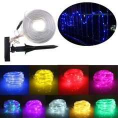 Light Ropes And Strings Captivating Hiline Gift 37474 20Ft Led Tube Lights  *lighting  Light Ropes