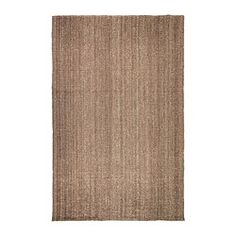 Jute is a durable and recyclable material with natural color variations.