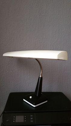 Online veilinghuis Catawiki: Jare 60 bureau buig lamp Hitachi retro vintage design