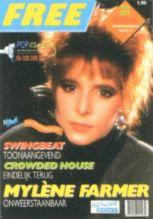 Free (Pays-Bas) - Juillet 1991