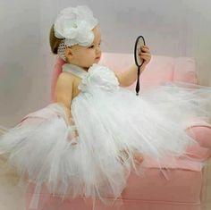 el glamur nace! desde pequeñas! ;)
