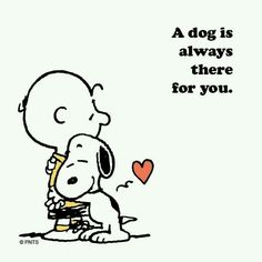Snoopy and Charlie Brown Snoopy Love, Charlie Brown And Snoopy, Snoopy And Woodstock, Happy Snoopy, Peanuts Cartoon, Peanuts Snoopy, Snoopy Cartoon, Snoopy Quotes, Dog Quotes