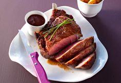 Côte de bœuf, sauce bordelaiseVoir la recette de la