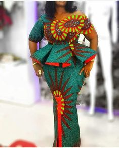 13 Best Women Ankara Styles For Church and Wedding Ankara dress and young ladies with swag and respect. African fashion outfits ideas for sunday Best African Dresses, Latest African Fashion Dresses, African Print Dresses, African Attire, Ankara Fashion, Ankara Stil, African Fashion Traditional, African Print Dress Designs, Dressing