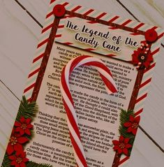 Your place to buy and sell all things handmade Neighbor Christmas Gifts, For Friends, Candy Cane Ornament Poem, White Elephant Gift, Christmas Gift. Christmas Gifts For Coworkers, Christmas Candy, Holiday, Christmas Tree, Office Christmas, Christmas Ornament, Christmas Ideas, Inexpensive Christmas Gifts, Homemade Christmas Gifts