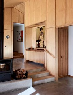 An Ultra Energy-Efficient Makeover Of A Victorian Country Home Residential Architecture, Interior Architecture, Interior And Exterior, Remodeling Mobile Homes, Kitchen Remodeling, Mobile Home Kitchens, Timber Cladding, Australian Homes, Small House Design
