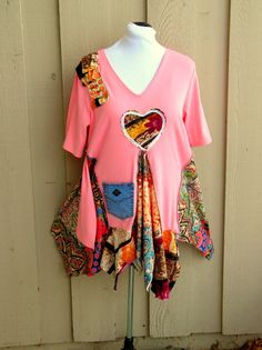 One of a Kind Bohemian Reconstructed Hand by JacketsbyJahne, $125.00