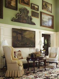 347 best antique oil portrait gallery wall ideas images gallery rh pinterest com