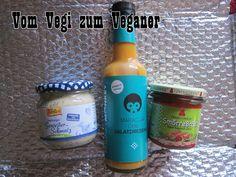 Vom Vegi zum Veganer: FOOD HAUL - ALLES-VEGETARISCH.DE