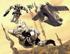 Airborne Clone Troopers Airborne Clone Troopers - Star Wars Funny - Funny Star Wars Meme - - Airborne Clone Troopers The post Airborne Clone Troopers appeared first on Gag Dad. Star Wars Clone Wars, Star Wars Clones, Rpg Star Wars, Star Wars Ships, Star Wars Rebels, Star Wars Humor, Star Wars Fan Art, Images Star Wars, Star Wars Pictures