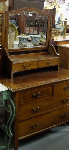 Mirrors, Vanity, The Originals, Furniture, Home Decor, Dressing Tables, Powder Room, Decoration Home, Room Decor